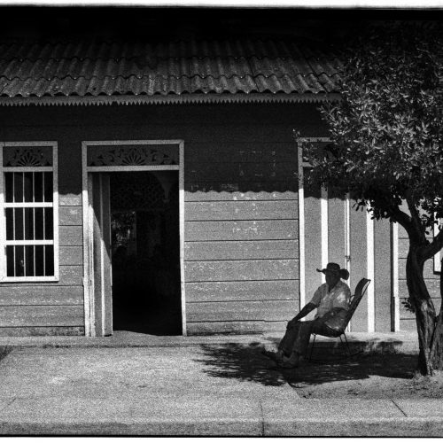 """San Bernardo del Viento # 6"" from the serie ""San Bernardo del Viento"" / Technique: analog photography. Film: Kodak Tmax 3200 / Dimensions of the work: cm."